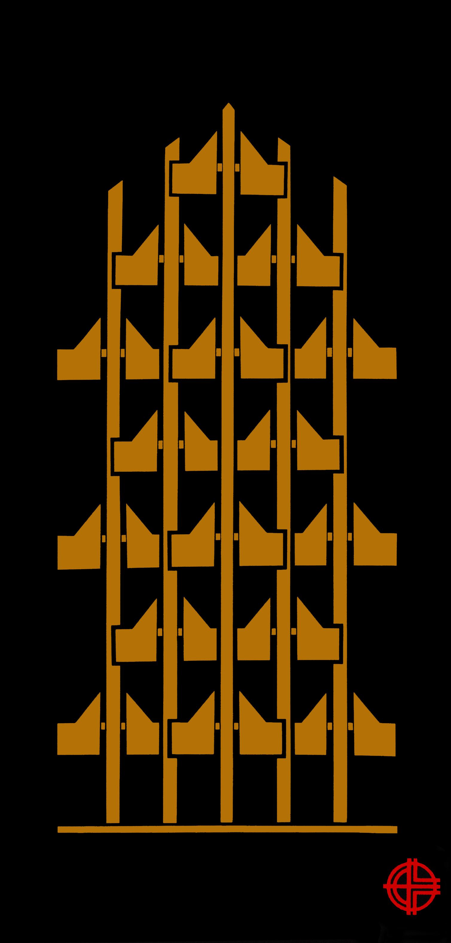 Formación en abertura III / Opening formation III.