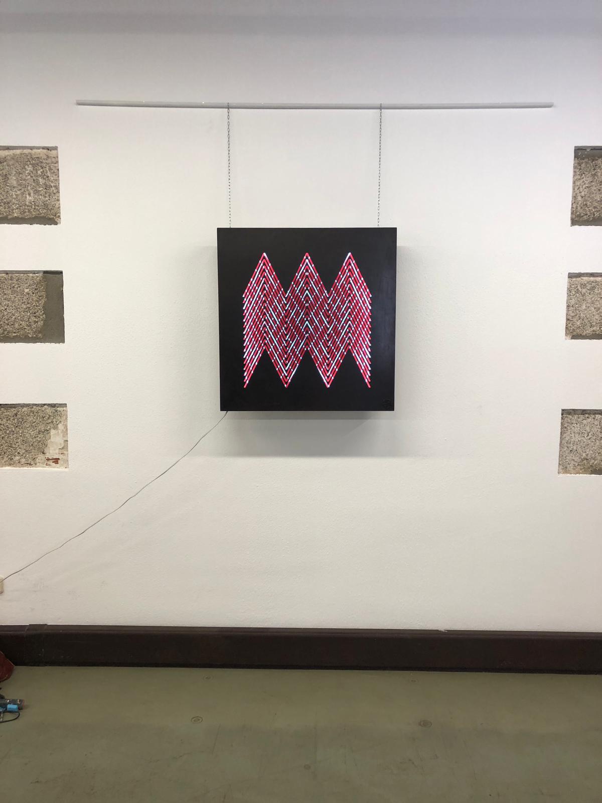 Javier Lledó participa en la exposición «Migraciones» en San Lorenzo de El Escorial